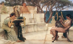 Ποίηση: το αρχέγονο τραγούδι των Σειρήνων