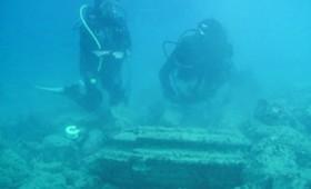 Η υποβρύχια χαμένη πολιτεία της Ζακύνθου (βίντεο)