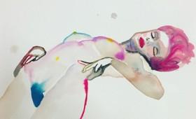 Το γυμνό σε ακουαρέλα – Pictorial Arts