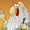 Αρκάς: Ένας προφήτης μα τι προφήτης!