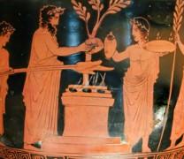 O ρόλος των ιερέων στην αρχαία Ελλάδα