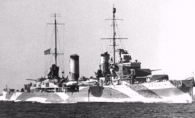 Μυστηριώδης εξαφάνιση πέντε πολεμικών πλοίων