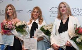 Σε τρεις Ελληνίδες τα βραβεία L'Oreal-Unesco