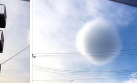 Το «Άστρο του Θανάτου» πάνω από την Ιαπωνία