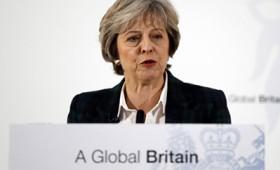 Τερέζα Μέι: «Η Βρετανία επιλέγει τον δύσκολο δρόμο»