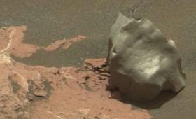 Ακόμη ένα κομμάτι μετάλλου βρέθηκε στον Άρη