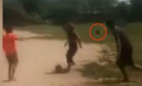 «Δαιμόνιο» τρομάζει ομάδα παιδιών στην Αργεντινή