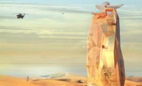Μια κάθετη πόλη στην έρημο της Σαχάρας