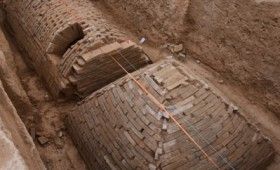 Ο μυστηριώδης πυραμιδωτός τάφος της Κίνας (vid)
