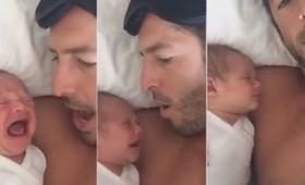 Πώς θα σταματήσει το μωρό σας να κλαίει (βίντεο)