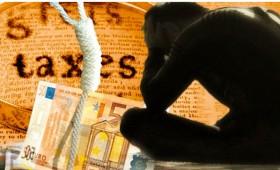 Πρωταθλήτρια κόσμου στους φόρους η Ελλάδα