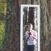 Περνώντας μέσα από τον μαγικό καθρέφτη (βίντεο)