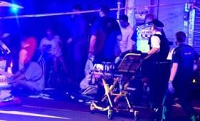 Νέο βίαιο επεισόδιο στο Λονδίνο: όχημα χτύπησε πεζούς
