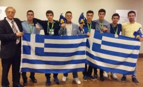 Τα Ελληνόπουλα πρώτα στα μαθηματικά στην Ευρώπη
