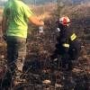 Οι Έλληνες πρόσκοποι κοντά στους πυροσβέστες