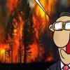 Δηκτικό σχόλιο Αρκά για τις φωτιές στην Αττική