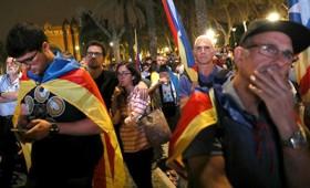 Απογοητευμένοι οι Καταλανοί από την αναβολή