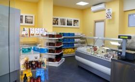 Το ΘΕΣγάλα μετεξελίσσεται σε καταστήματα τροφίμων