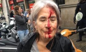 Έκρυθμη η κατάσταση στην Καταλονία (vid)