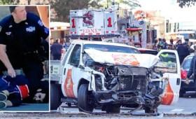 Τρομοκρατική επίθεση στη Νέα Υόρκη – 8 νεκροί (vid)