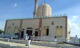 305 νεκροί από την επίθεση σε τζαμί στο βόρειο Σινά (vid)
