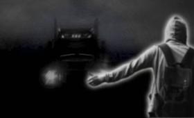 Φάντασμα κάνει ωτοστόπ σε αγροτικό φορτηγάκι (vid)