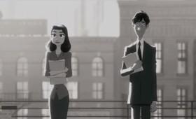 """Ο Ed Sheeran τραγουδά το """"Perfect"""" (Animation Video)"""