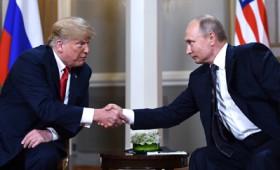 Ο Τραμπ προσκαλεί τον Πούτιν στην Ουάσιγκτον