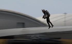 Ο «Ιπτάμενος Άνθρωπος» είναι πραγματικότητα (vid)