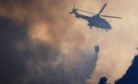 Ολιγωρία στην κατάσβεση των πυρκαγιών στην Ηλεία