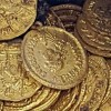 Χρυσά ρωμαϊκά νομίσματα σε υπόγειο ιταλικού θεάτρου