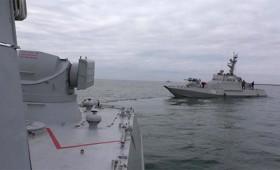 Πολεμική εμπλοκή Ρωσίας-Ουκρανίας στην Κριμαία (vid)