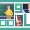Το σημερινό Doodle της Google στον Μιχάλη Δερτούζο