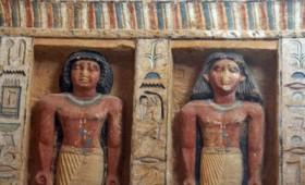 Σακκάρα: Ανακαλύφθηκε τάφος Αιγύπτιου αρχιερέα 4.400 ετών