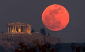 Ποια ζώδια επηρεάζονται από την ολική έκλειψη της Σελήνης