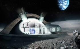 Έλληνας φοιτητής σχεδιάζει κατοικίες στη Σελήνη (vid)