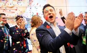 Εκλογές Ουκρανίας: Νίκησε ο κωμικός ηθοποιός Ζελένσκι