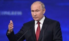 Πούτιν: Το υπάρχον μοντέλο παγκοσμιοποίησης βρίσκεται σε κρίση (vid)