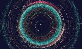 Ένας εκπληκτικός Άτλαντας του ηλιακού μας συστήματος