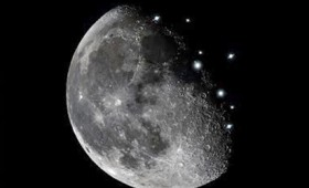 Ανεξήγητες εκλάμψεις στην επιφάνεια της Σελήνης (vid)