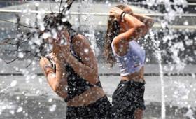 Κυριακή 28 Ιουλίου: Η πιο καυτή μέρα του πιο καυτού μήνα