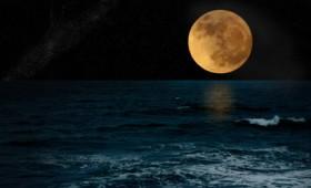 Πανσέληνος και μερική έκλειψη Σελήνης την Τρίτη
