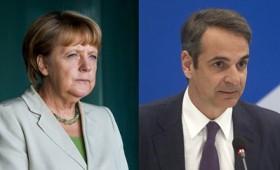 Η Μέρκελ καλεί για συστάσεις τον Μητσοτάκη στο Βερολίνο
