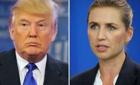 Ο Τραμπ κάκιωσε με την Δανή πρωθυπουργό και δεν θα τη συναντήσει