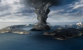 Υποθαλάσσιες έρευνες στο ενεργό ηφαίστειο της Σαντορίνης (vid)
