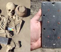 """Βρέθηκε """"iPhone"""" ηλικίας 2.100 ετών στη Ρωσική """"Ατλαντίδα"""" (vid)"""