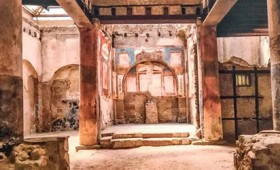 Ηράκλειο: ΤΝ θα διαβάσει αρχαία χειρόγραφα καμένα από τον Βεζούβιο (vid)