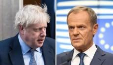 Μπόρις Τζόνσον: Ανυπόγραφο αίτημα για νέα αναβολή του Brexit