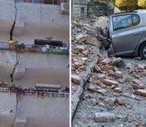Ισχυρός σεισμός έπληξε την Αλβανία – Ένας νεκρός, δεκάδες τραυματίες και αγνοούμενοι (vid)