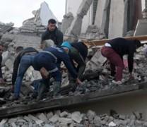 Σεισμός Αλβανίας: Αυξάνεται συνεχώς ο αριθμός των θυμάτων